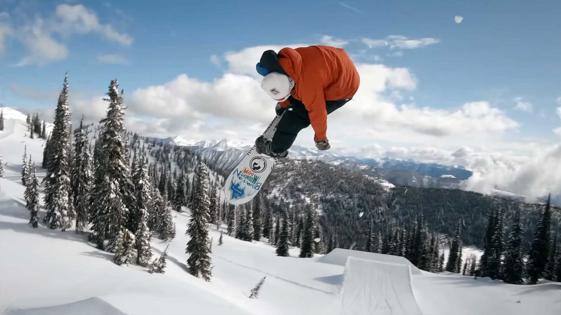 "Snowboarding: Shredbots – ""LIGHT"""