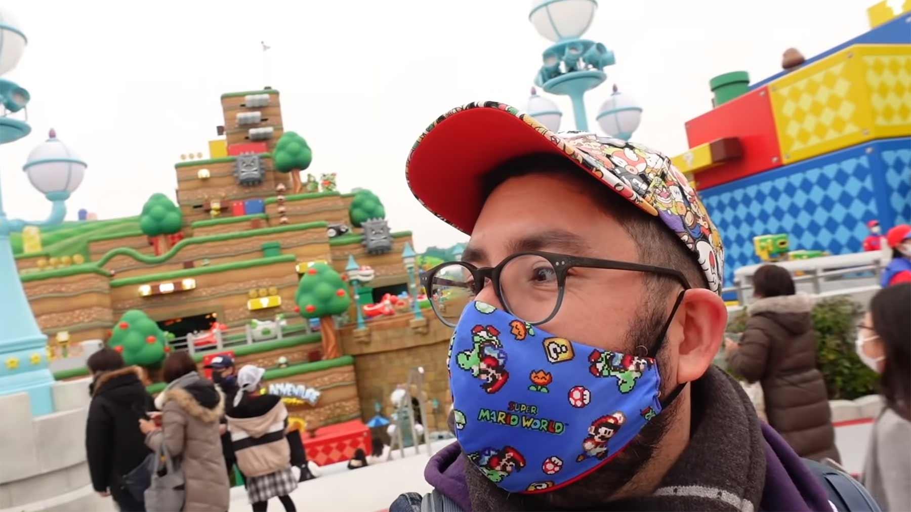 """Zu Besuch in der neuen """"Super Nintendo World"""""""
