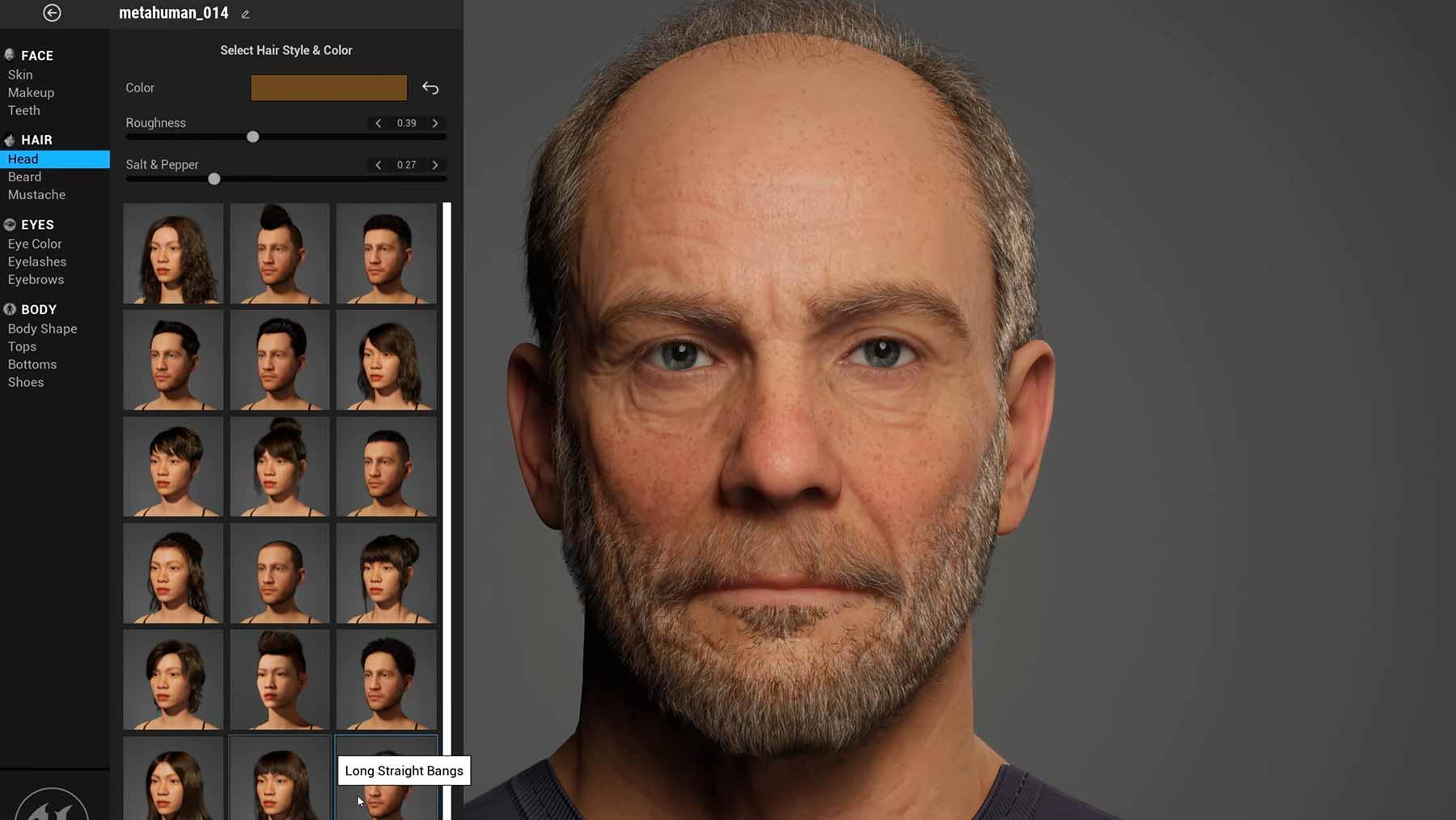 Unreal Engine will mit dem MetaHuman Creator hyperrealistische künstliche Menschen animieren