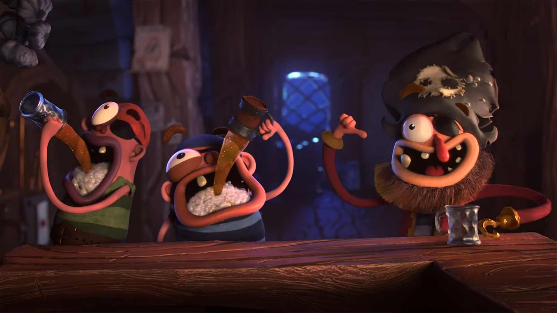 Einäugiger Pirat sucht perfekte Besatzung