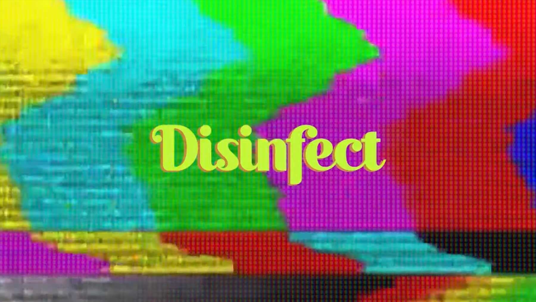 "Musikvideo: Black Honey – ""Disinfect"""
