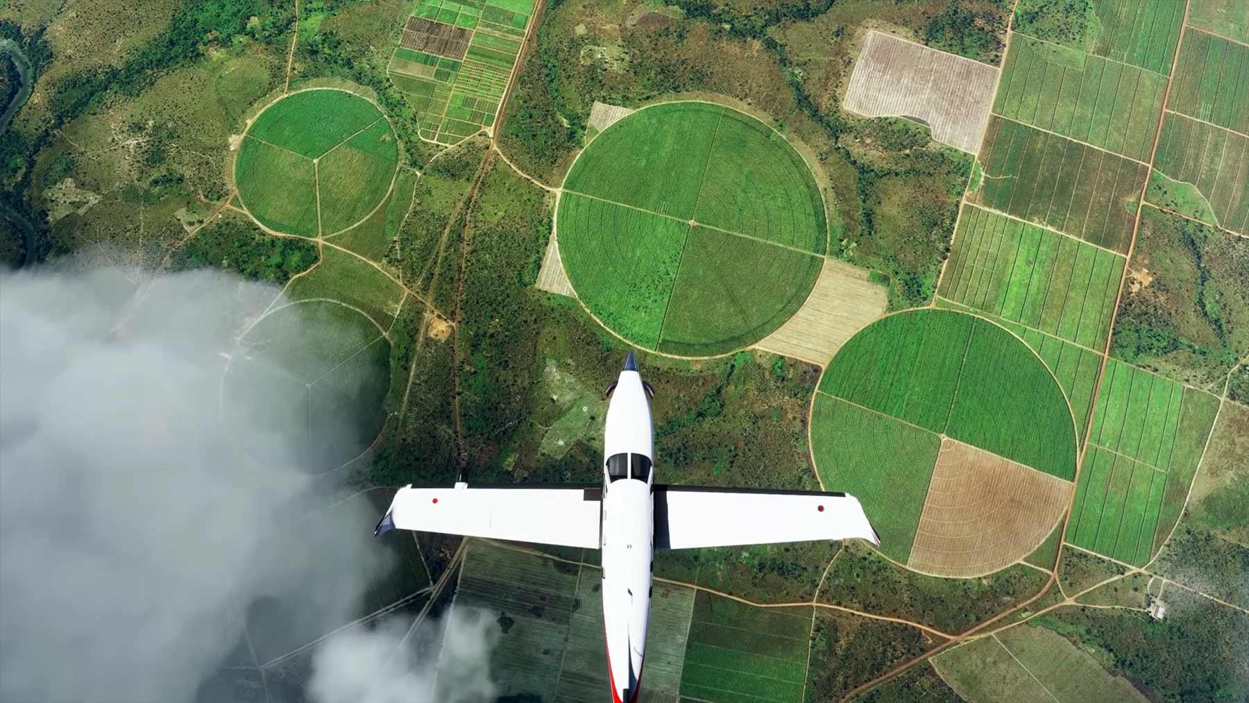 """Eine wunderschöne Weltreise mit dem """"Microsoft Flight Simulator 2020"""""""