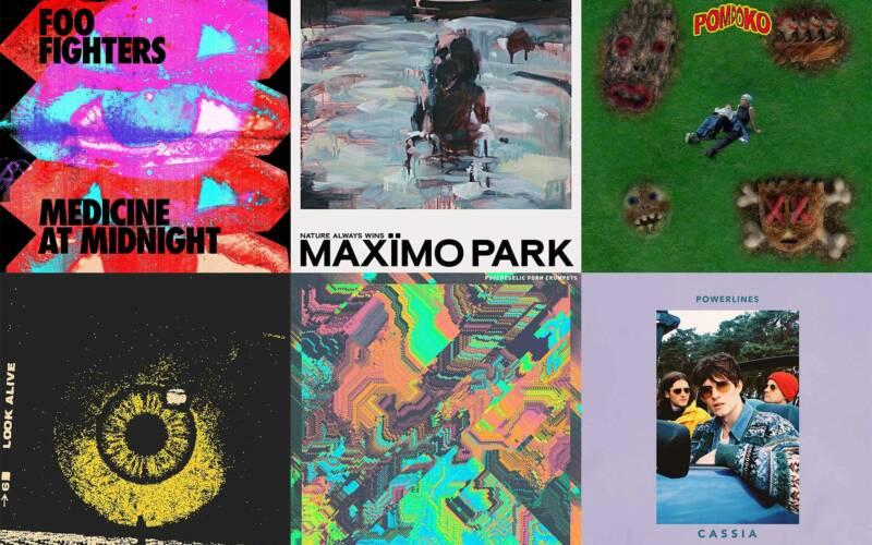 Kurzreviews: Neue Musikalben im Februar 2021