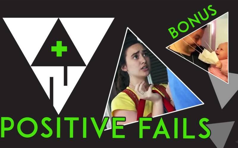 Positive FAILS Compilation (Lustige Feel-Good-Fehlschläge)