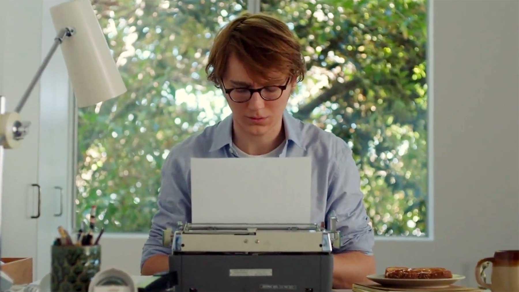 Schreibmaschinen in Filmen