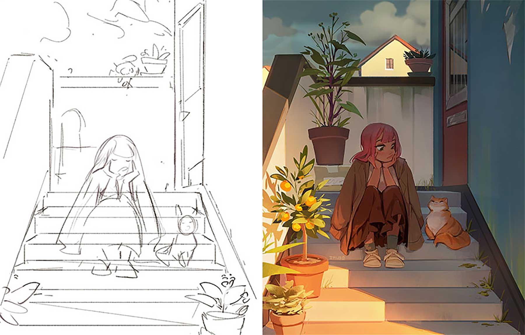 Sketch vs. Final sketch-vs-final