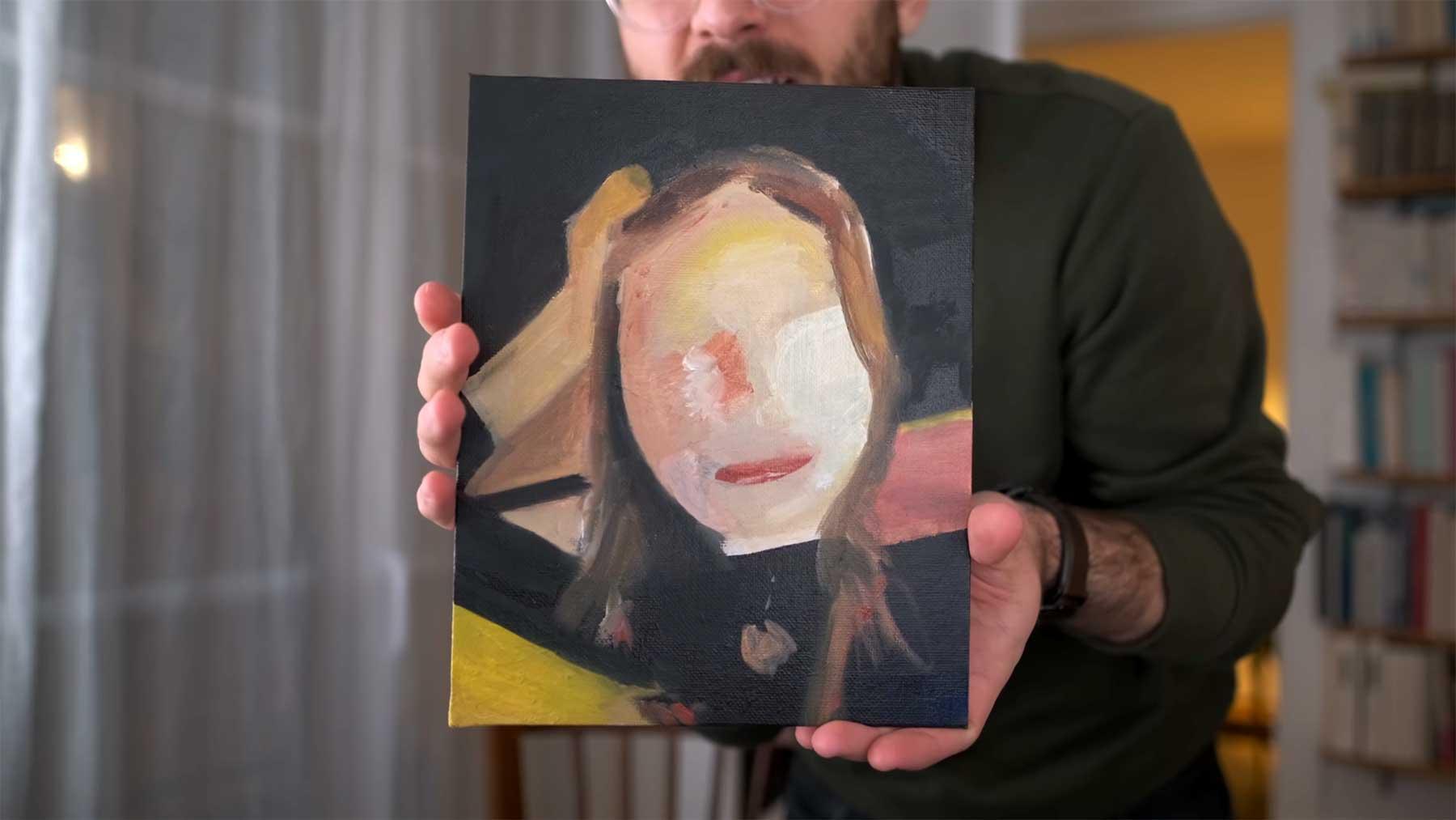 Den Tagesablauf von Pablo Picasso übernehmen