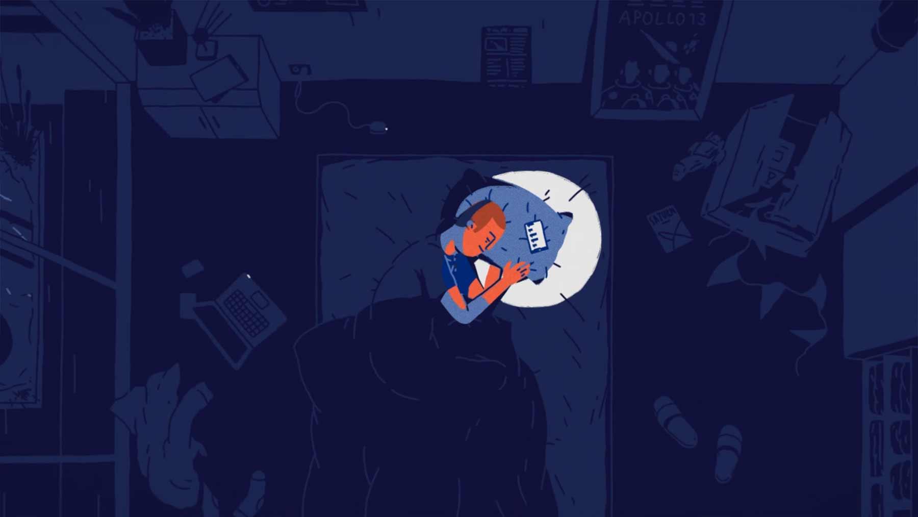 """Animierter Kurzfilm: """"The Lonely Orbit"""" the-lonely-orbit_kurzfilm"""