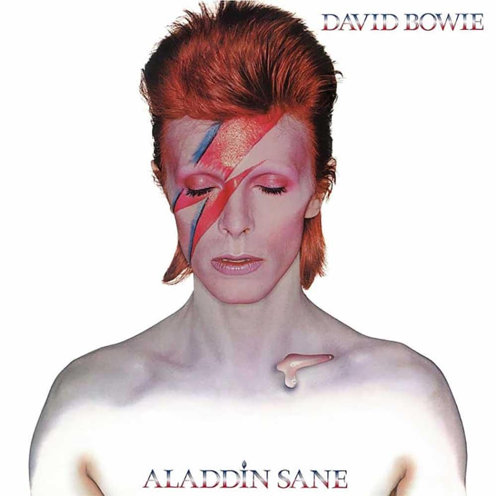Albumcover mit jeweils exakt einer Veränderung drin 02_David-Bowie_Alladin-Sane_ORIGINAL