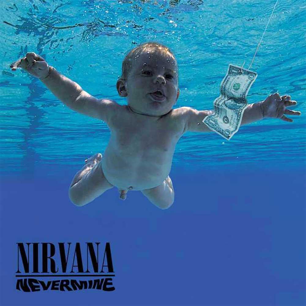Albumcover mit jeweils exakt einer Veränderung drin 06_Nirvana_Nevermind_FAELSCHUNG