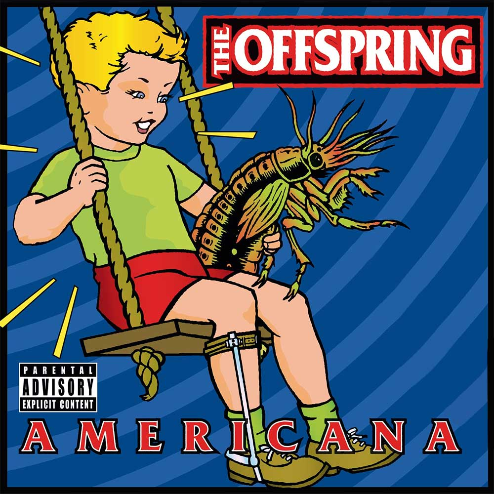 Albumcover mit jeweils exakt einer Veränderung drin 07_The-Offspring_Americana_FAELSCHUNG
