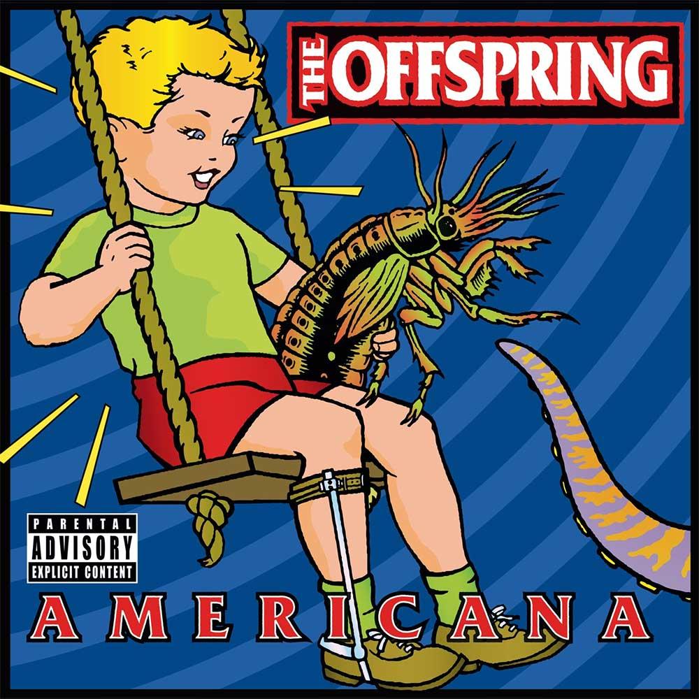 Albumcover mit jeweils exakt einer Veränderung drin 07_The-Offspring_Americana_ORIGINAL