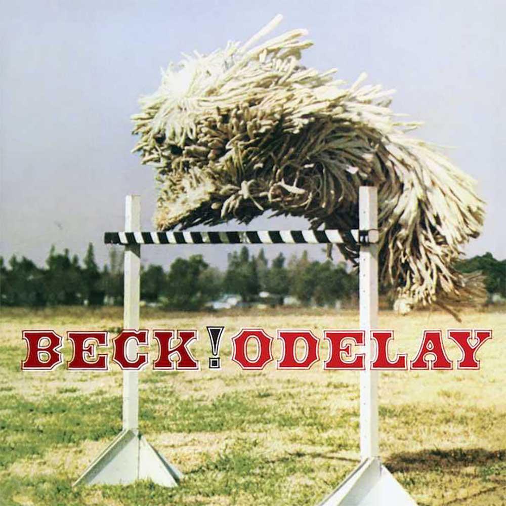 Albumcover mit jeweils exakt einer Veränderung drin 08_Beck-Odelay_ORIGINAL