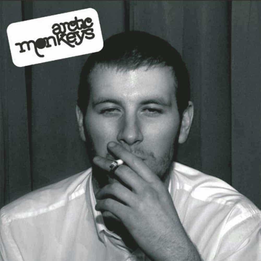 Albumcover mit jeweils exakt einer Veränderung drin 10_Arctic-Monkeys_Whatever-You-Say-I-Am-I-Am-Not_ORIGINAL