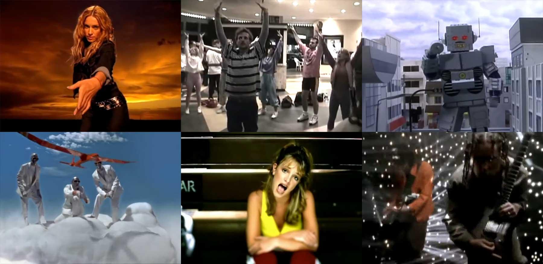 Mashup: Die besten Songs des Jahres 1998 im 3:19-Minuten-Mix 1998-jahresmix