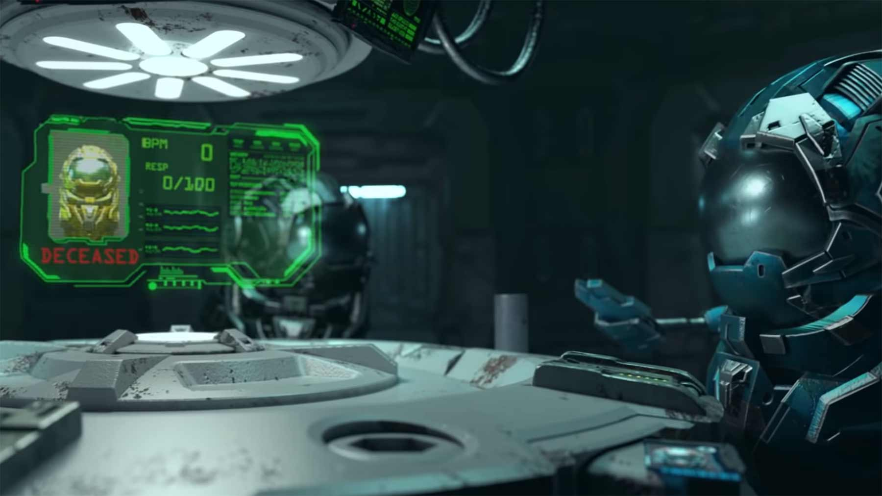 """Among Us"" als 3D-Sci-Fi-Horror-Kurzfilm"