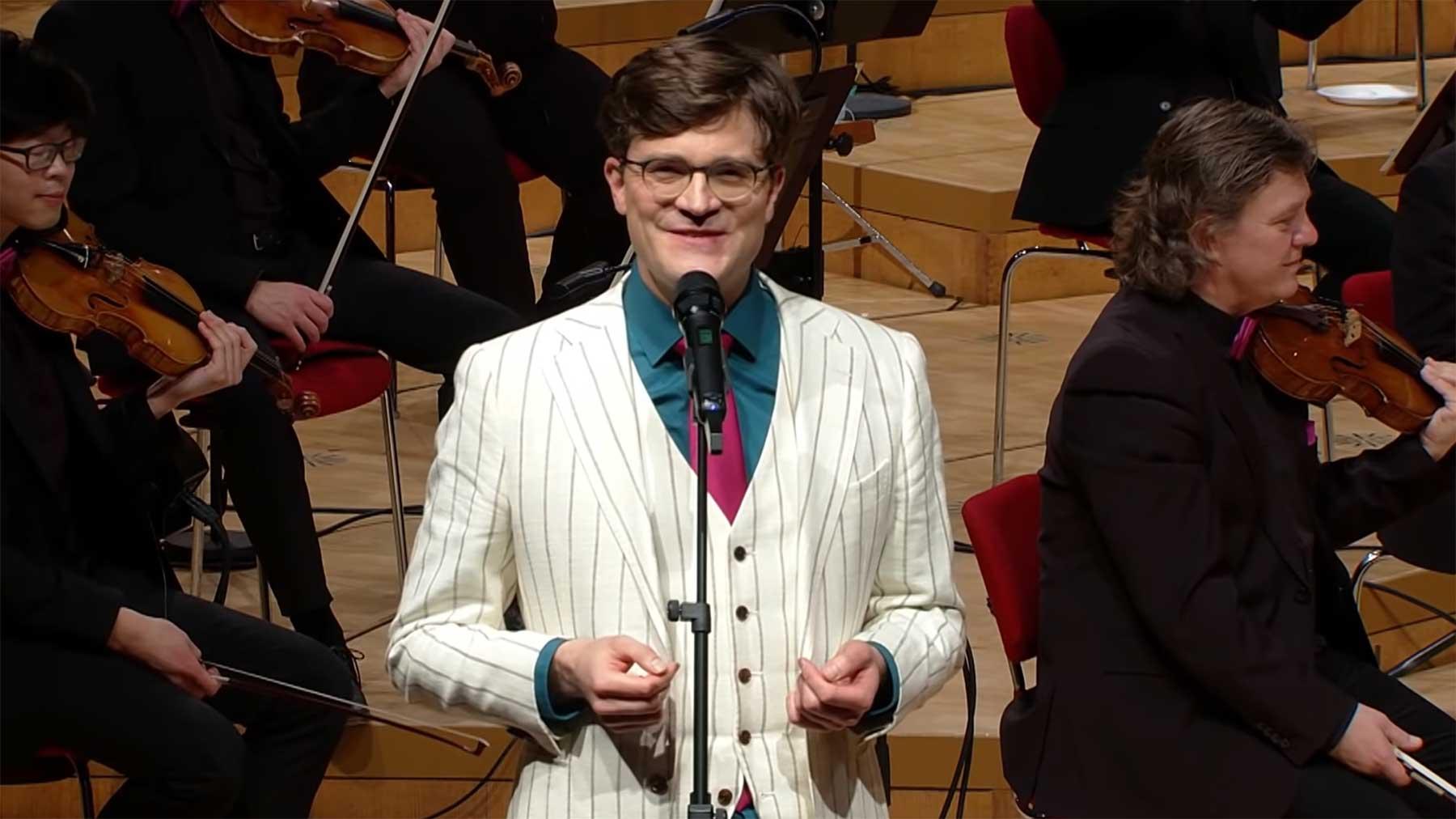 """Komplettes Konzert online: Bodo Wartke – """"Jetzt oder Sinfonie!"""""""