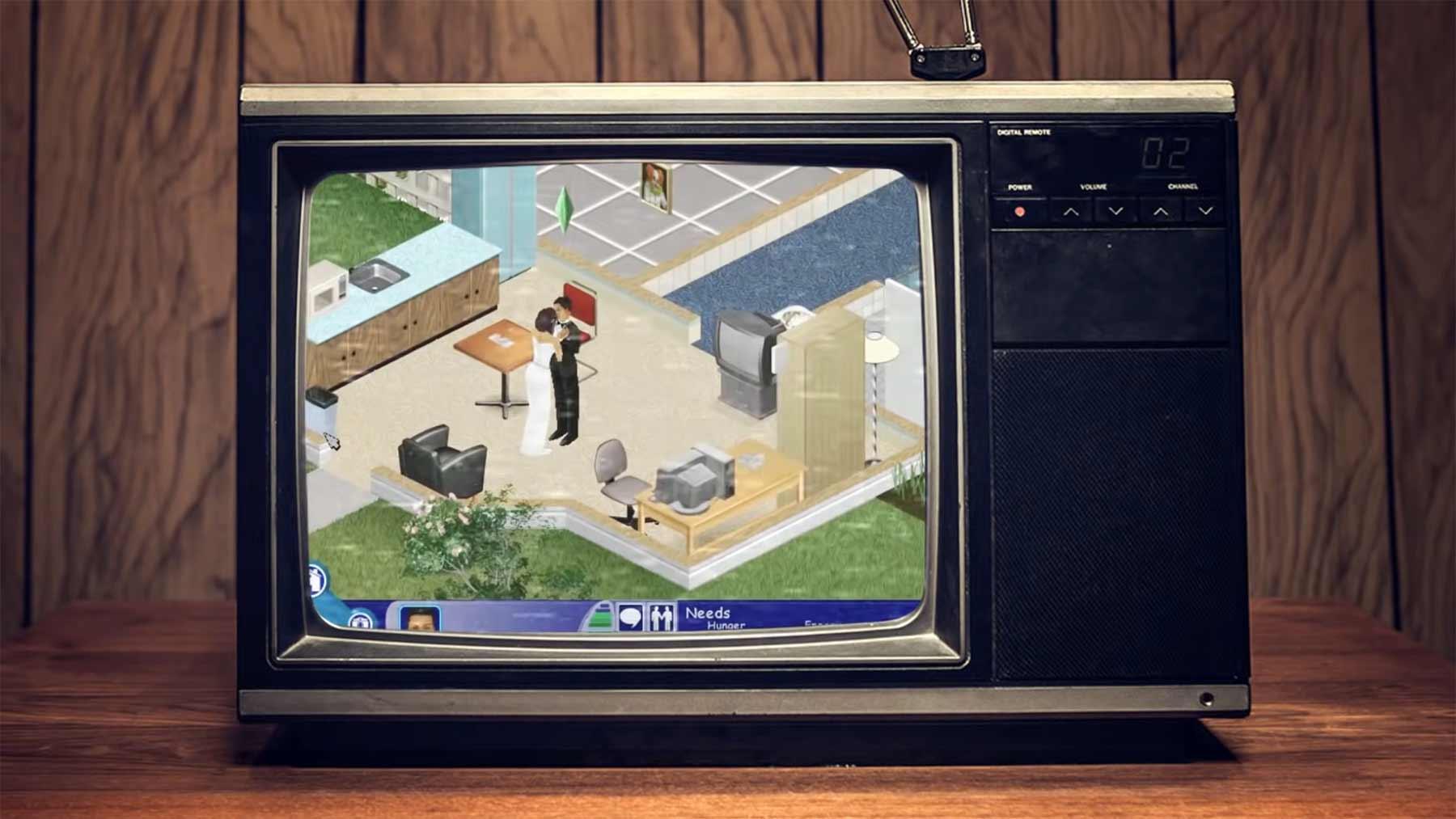 """Die skurrile Geschichte des Videospiels """"Die Sims"""""""