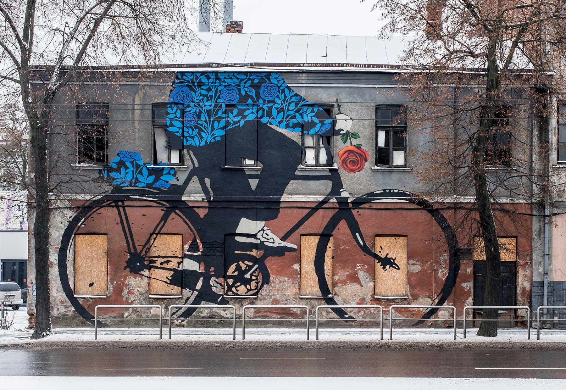 Street Art: Gyva Grafika Studio