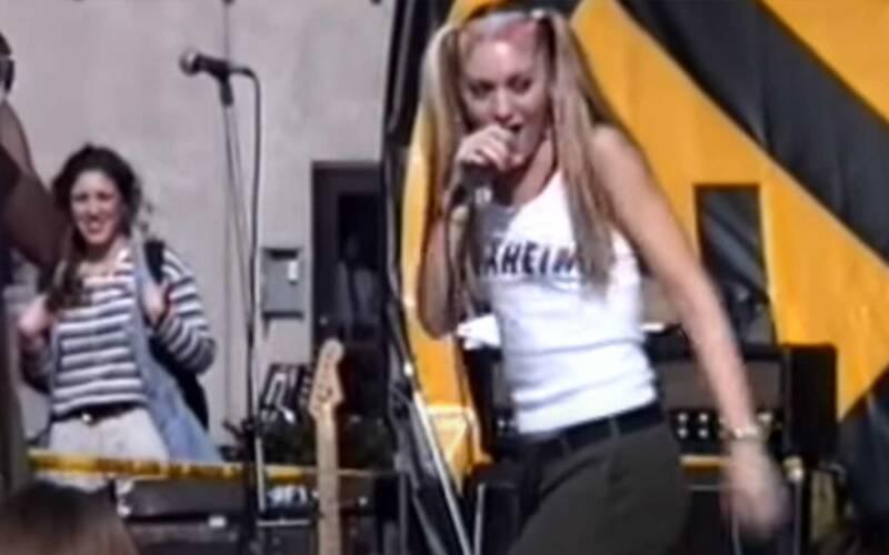No Doubt: Konzert-Mitschnitt aus dem Jahr 1994