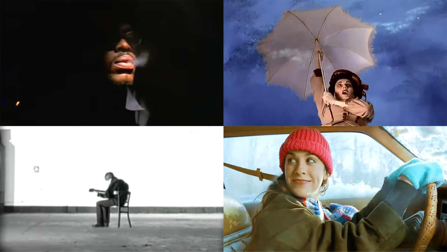 Mashup: Die besten Songs des Jahres 1995 im 3½-Minuten-Mix