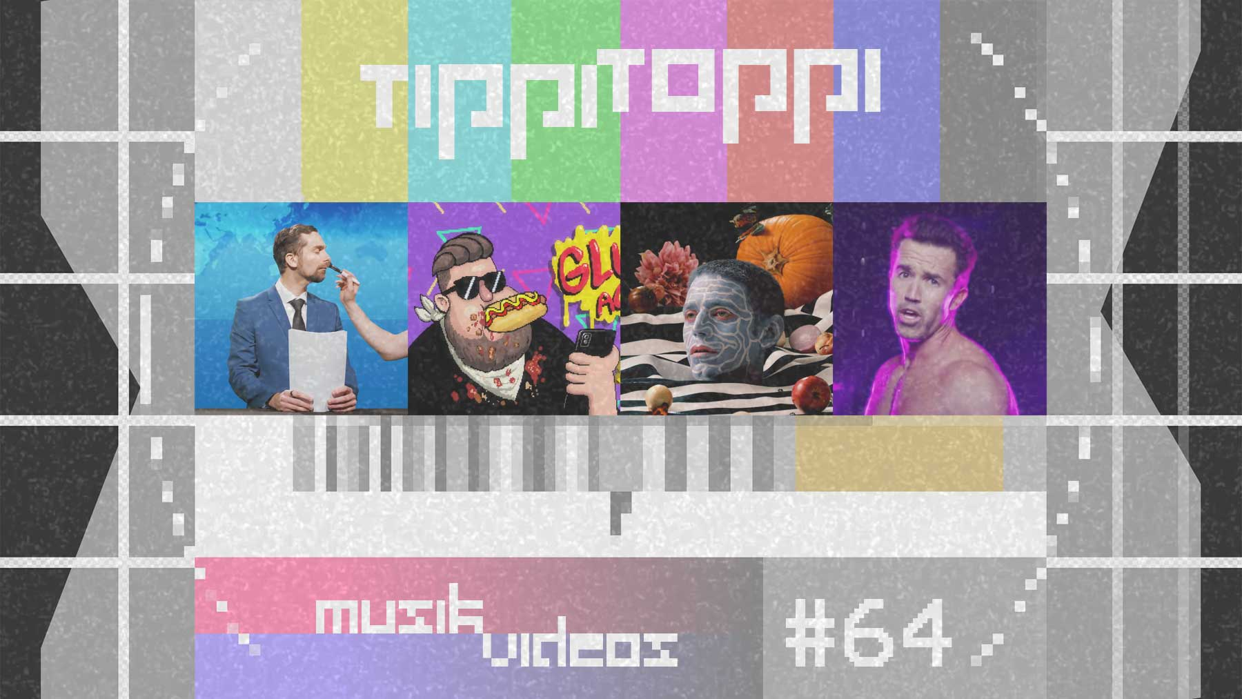 Tippi Toppi Musikvideos Vol. 64 TIPPITOPPI-MUSIKVIDEOS_vol64