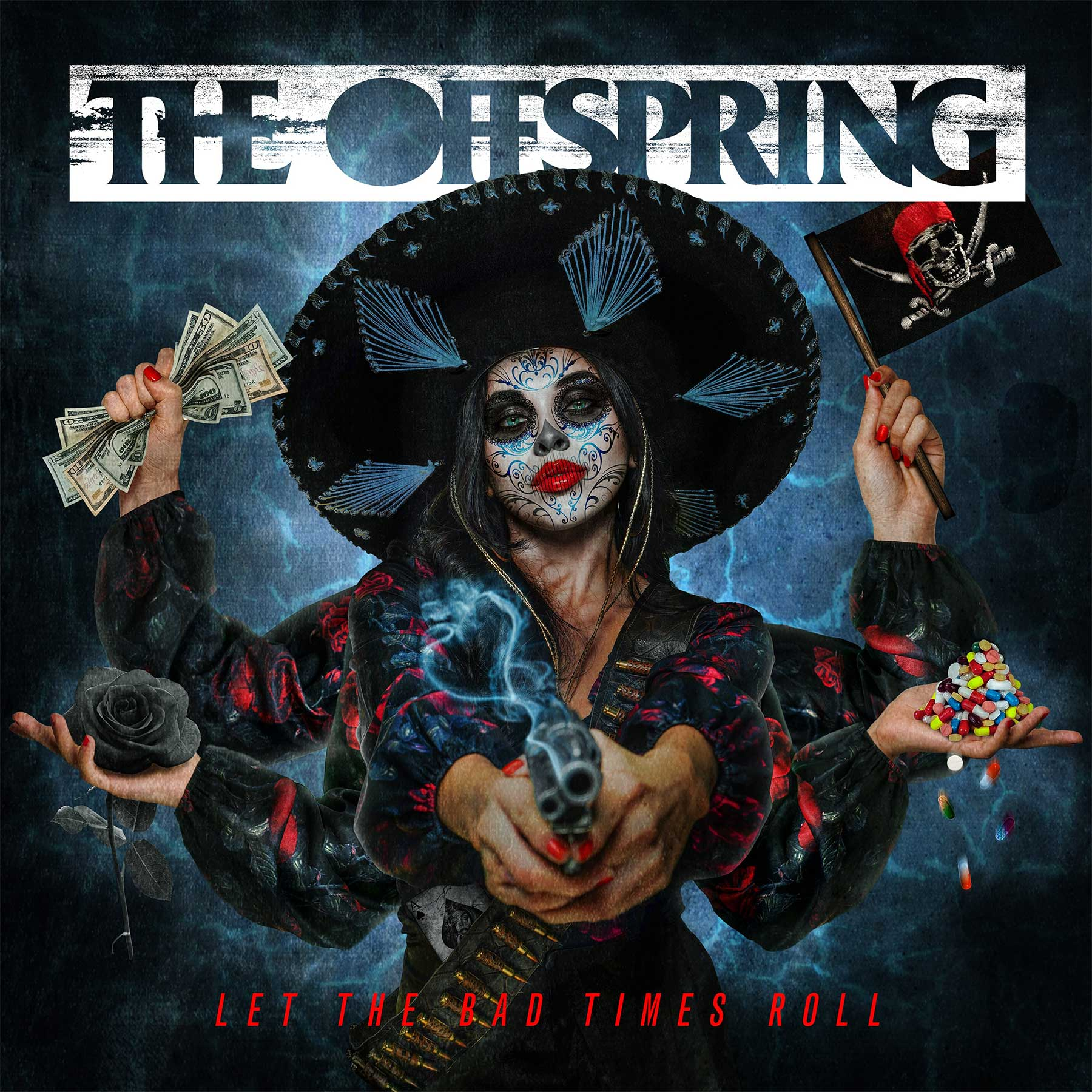 """Musikvideo: The Offspring - """"Let The Bad Times Roll"""" The-Offspring-Let-The-Bad-Times-Roll-albumcover"""