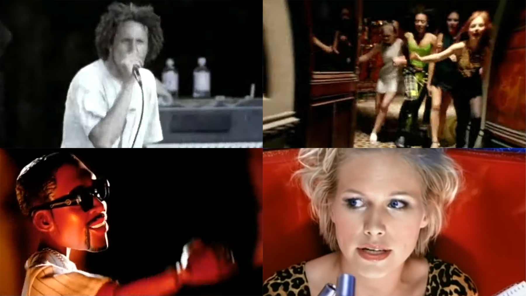 Mashup: Die besten Songs des Jahres 1996 im 3½-Minuten-Mix
