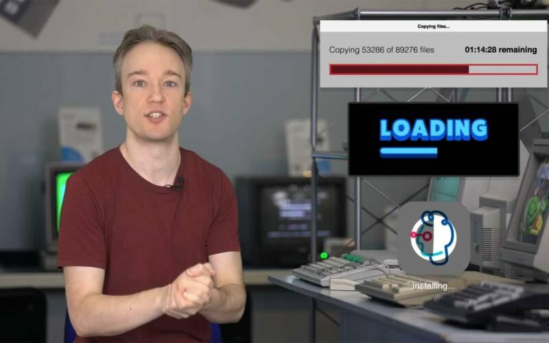 Tom Scott erklärt das Herumstottern von Ladebalken