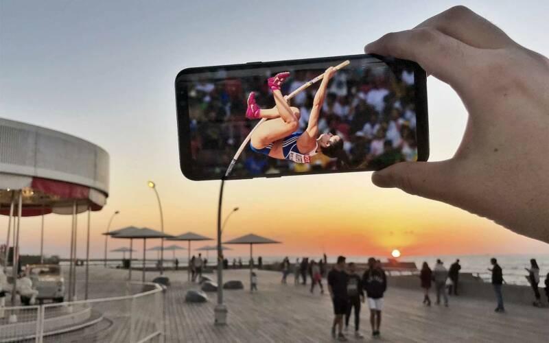 Yahav Draizin vermengt Bilder mit der Realität