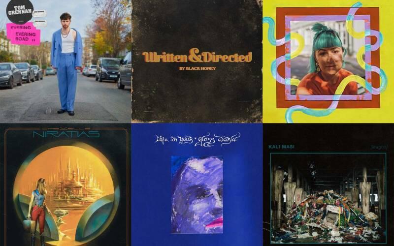 Kurzreviews: Neue Musikalben im März 2021