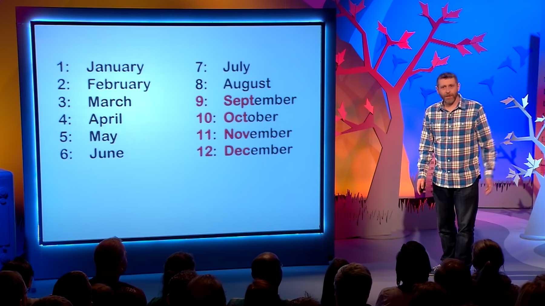 Weshalb der gregorianische Kalender eigentlich ziemlich unsinnig ist…