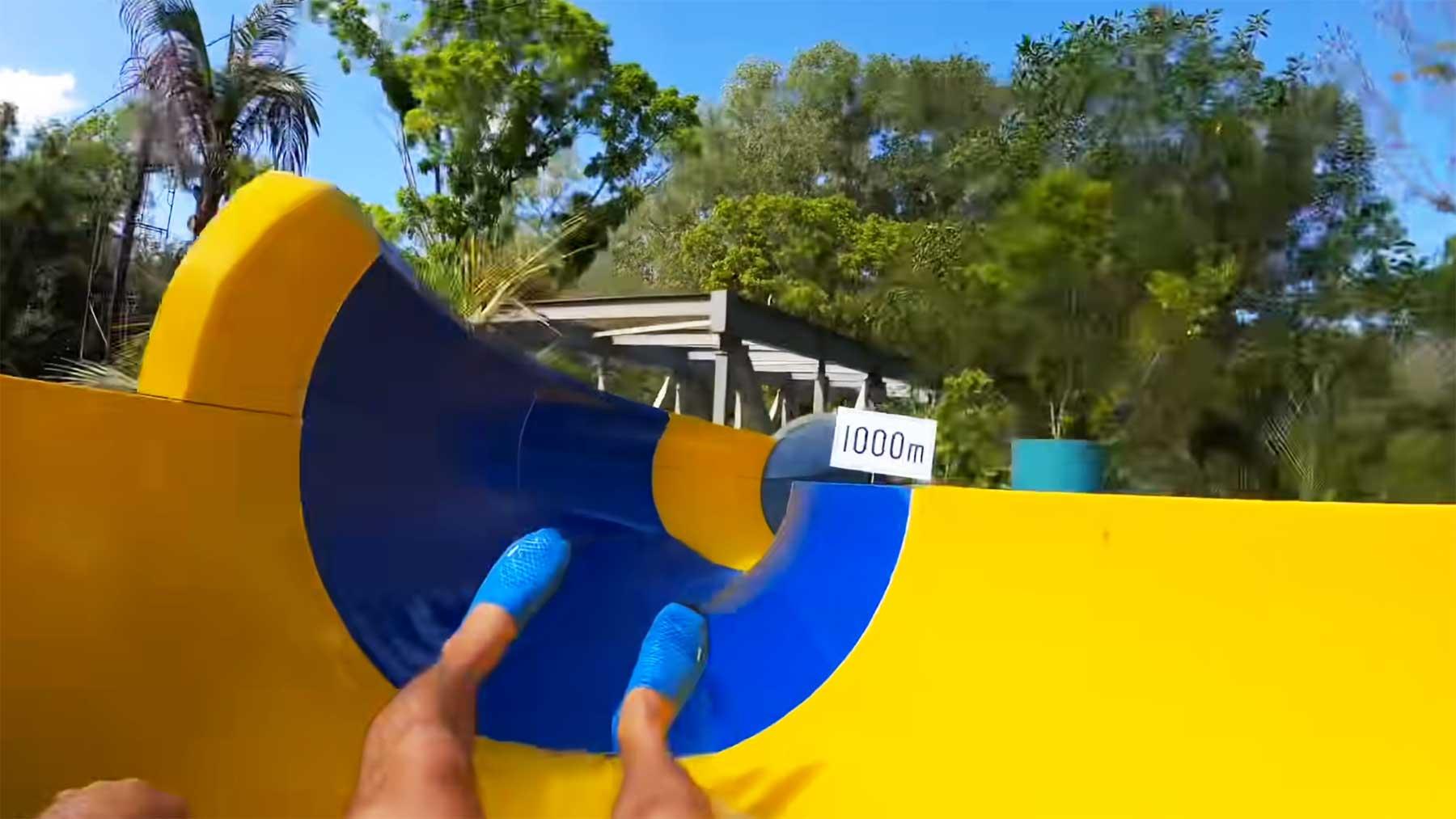 Längste Wasserrutsche der Welt ist 1,1 Kilometer lang weltlaengste-wasserrutsche-der-welt
