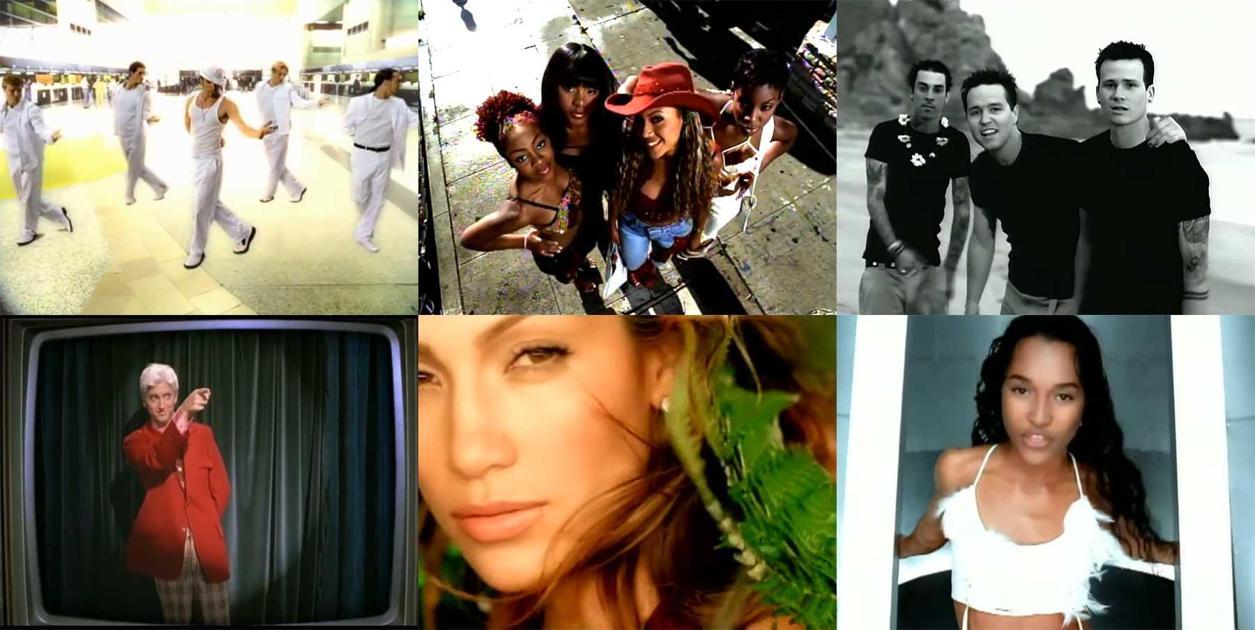 Mashup: Die 60 besten Songs des Jahres 1999 im 3½-Minuten-Mix
