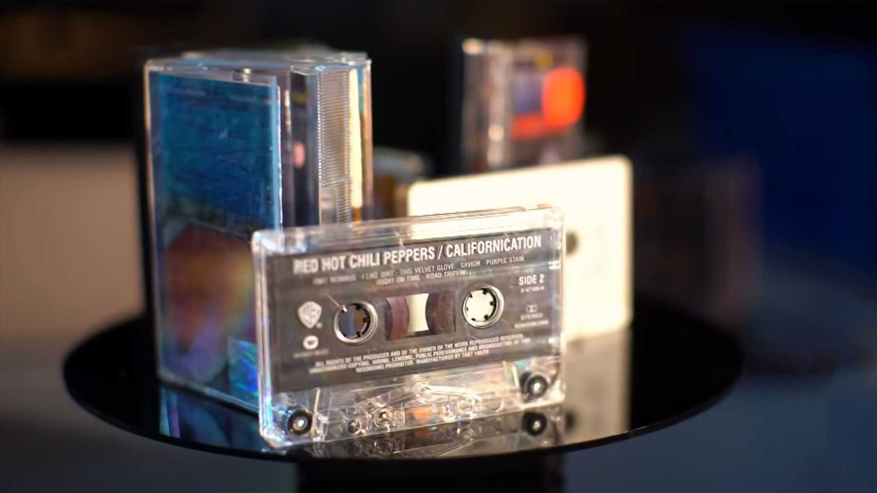 Das Comeback der Musikkassette