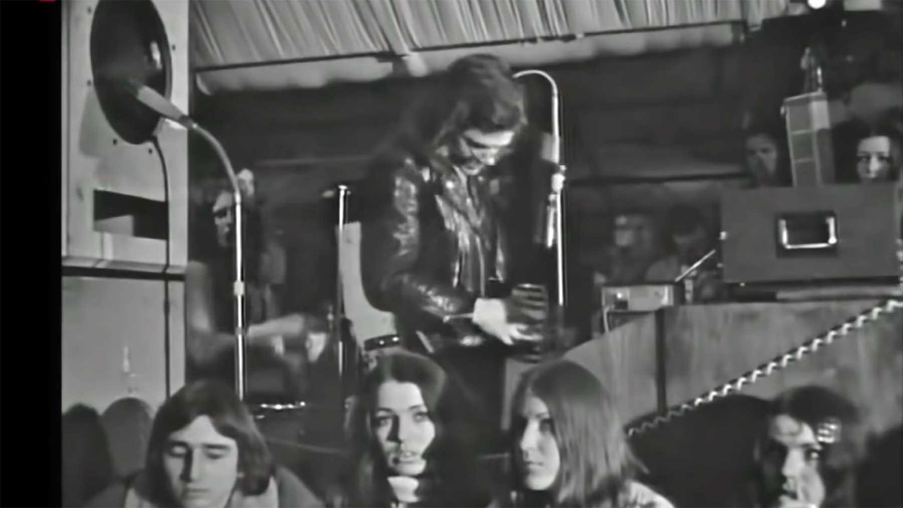 Kraftwerk-Konzert-Mitschnitt aus dem Jahr 1970