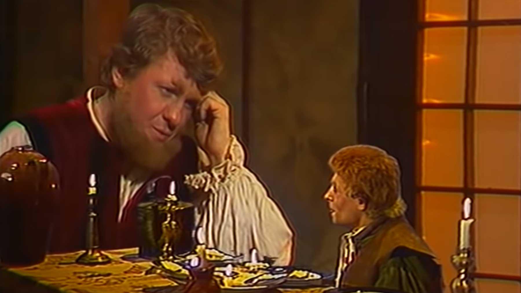 """Verschollene russische TV-Variante von """"Der Herr der Ringe"""" aus 1991"""