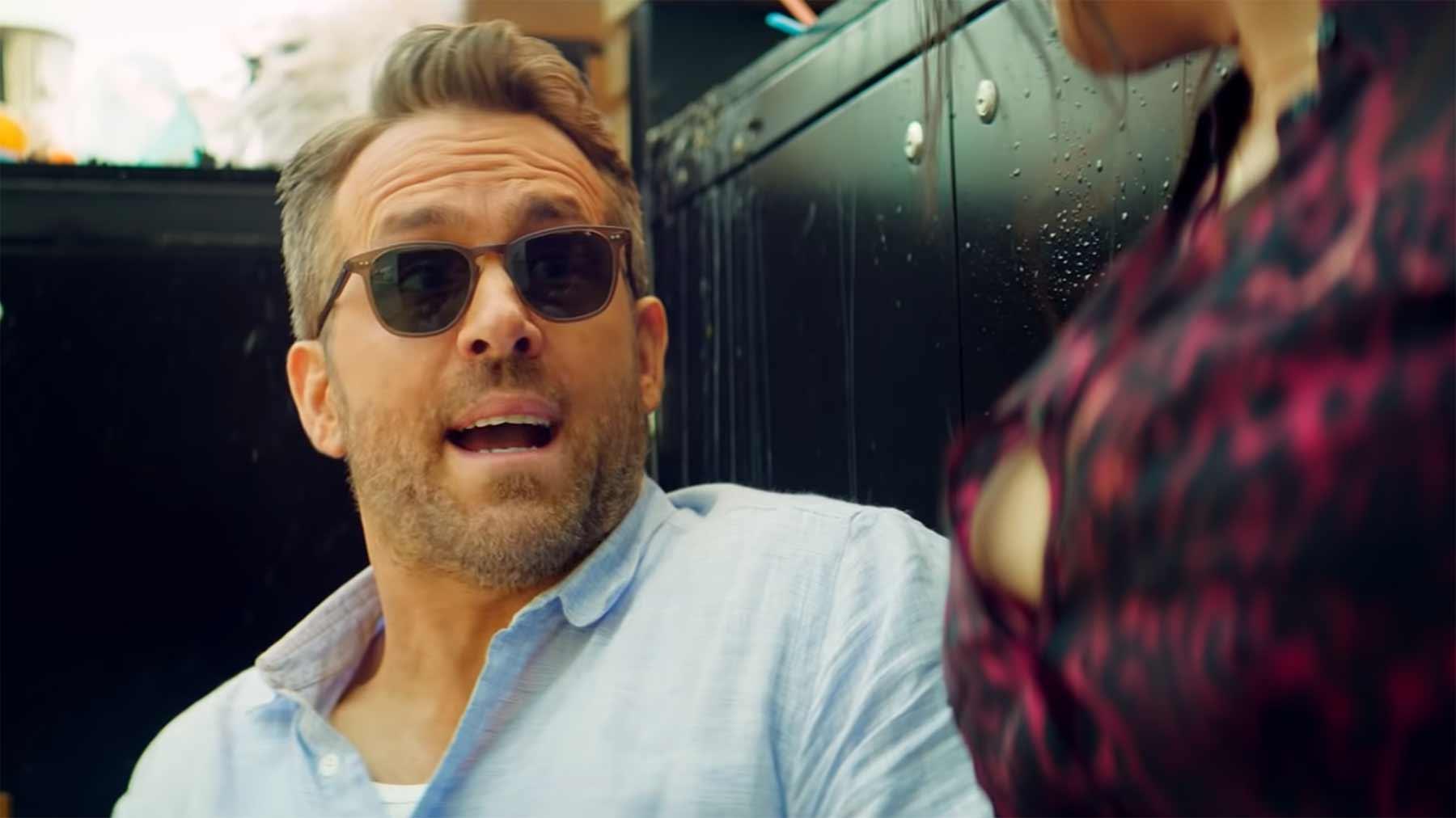 "Ryan Reynolds ist ""Hitman's Wife's Bodyguard"""