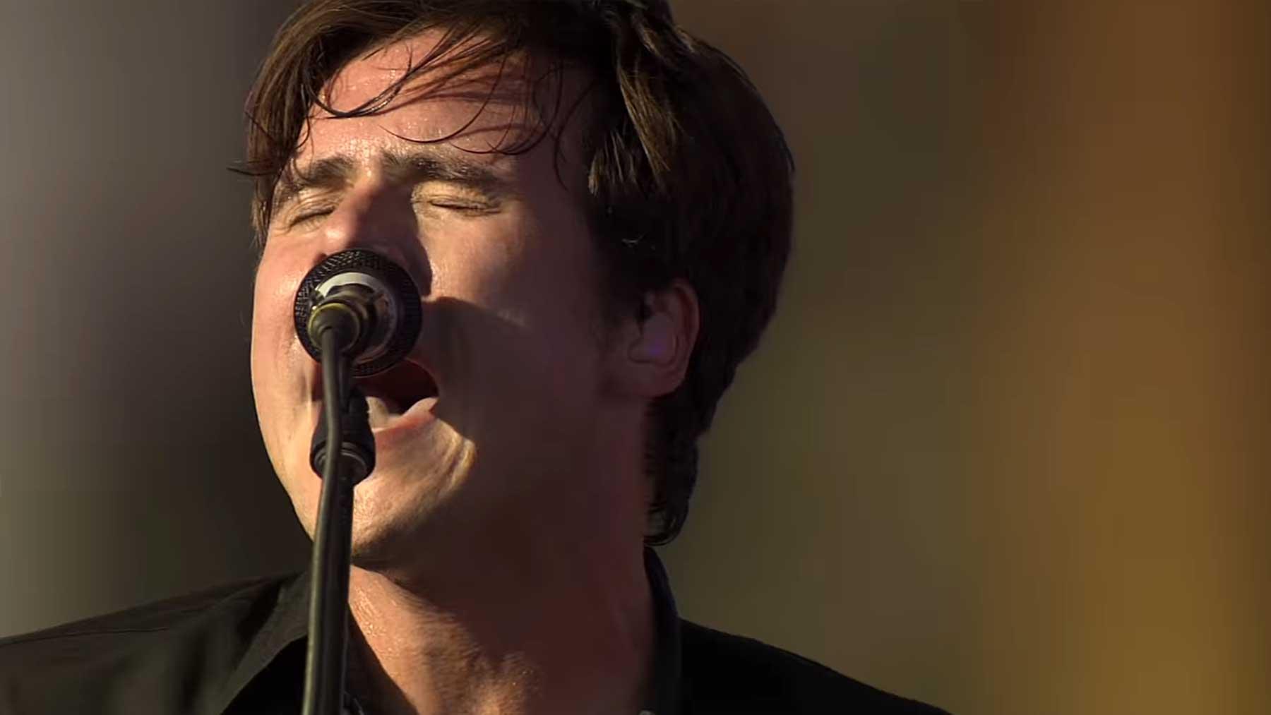 Jimmy Eat World: Komplettes Live-Set vom Coachella Festival 2011