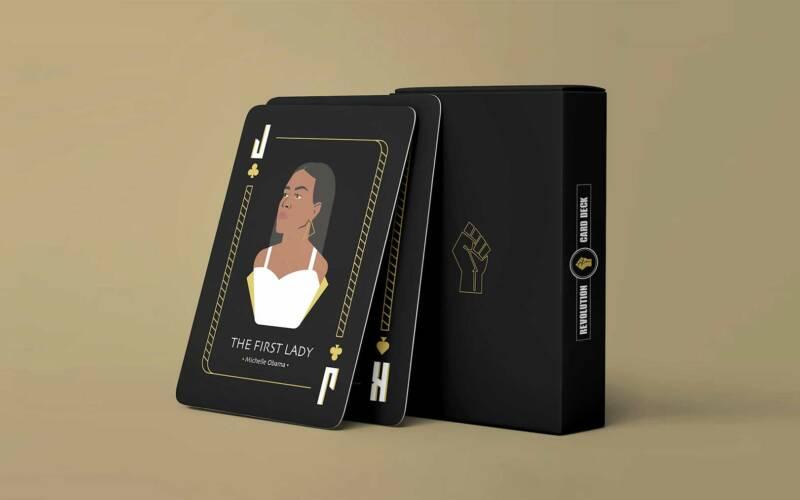 """Das """"Revolution Card Deck"""" huldigt wichtigen Personen der schwarzen Geschichte"""