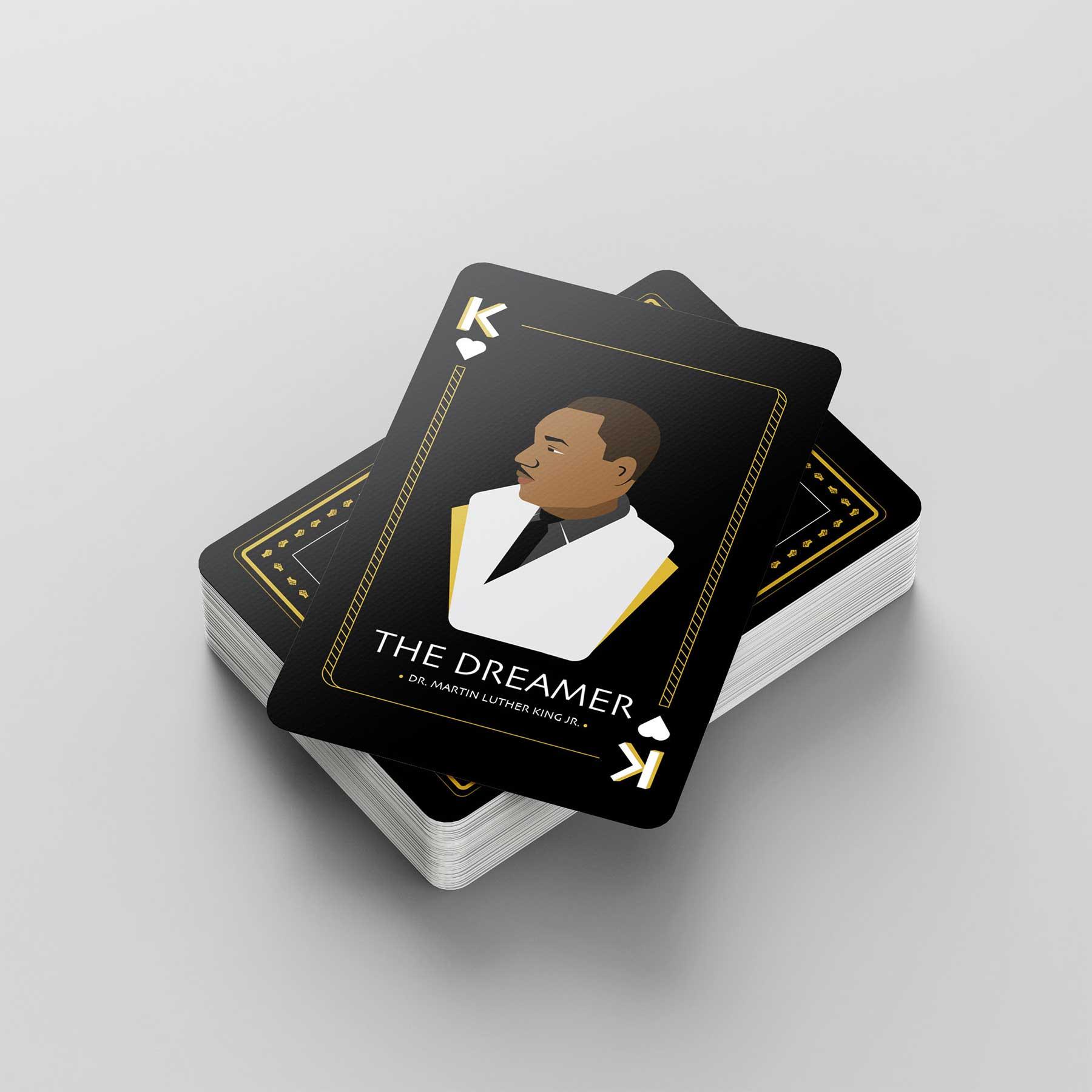 """Das """"Revolution Card Deck"""" huldigt wichtigen Personen der schwarzen Geschichte Revolution-Card-Deck_02"""