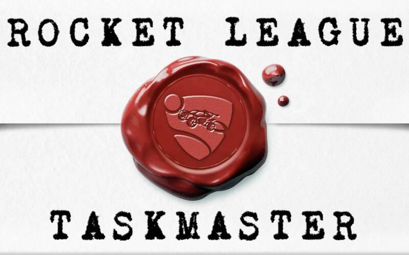 """Ich habe """"Taskmaster"""" in """"Rocket League"""" umgesetzt"""