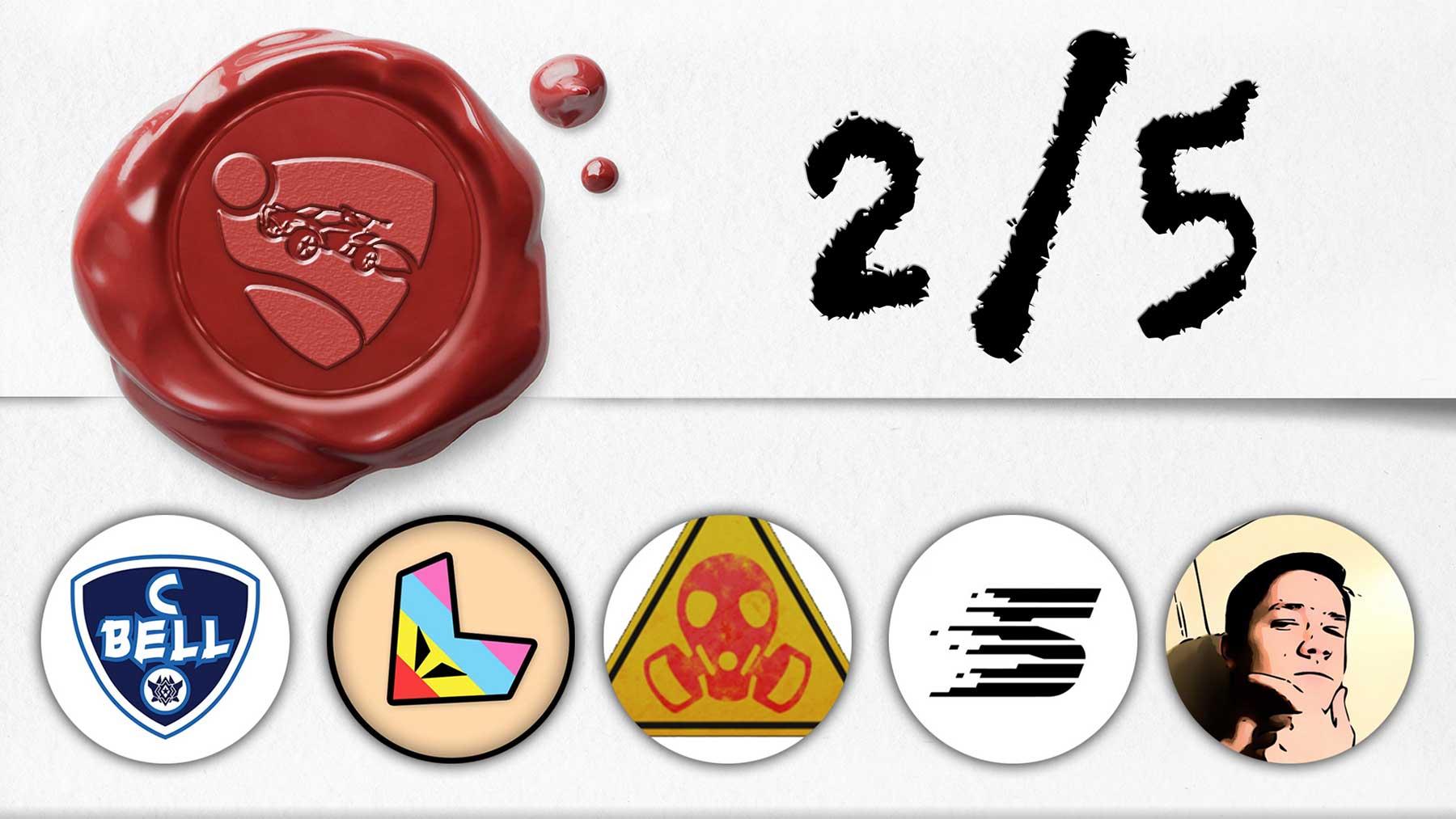 Rocket League Taskmaster – Teil 2: Prize Task