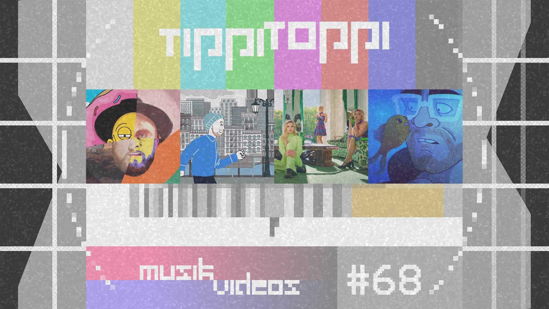 Tippi Toppi Musikvideos Vol. 68 TIPPITOPPI-Musikvideos_68
