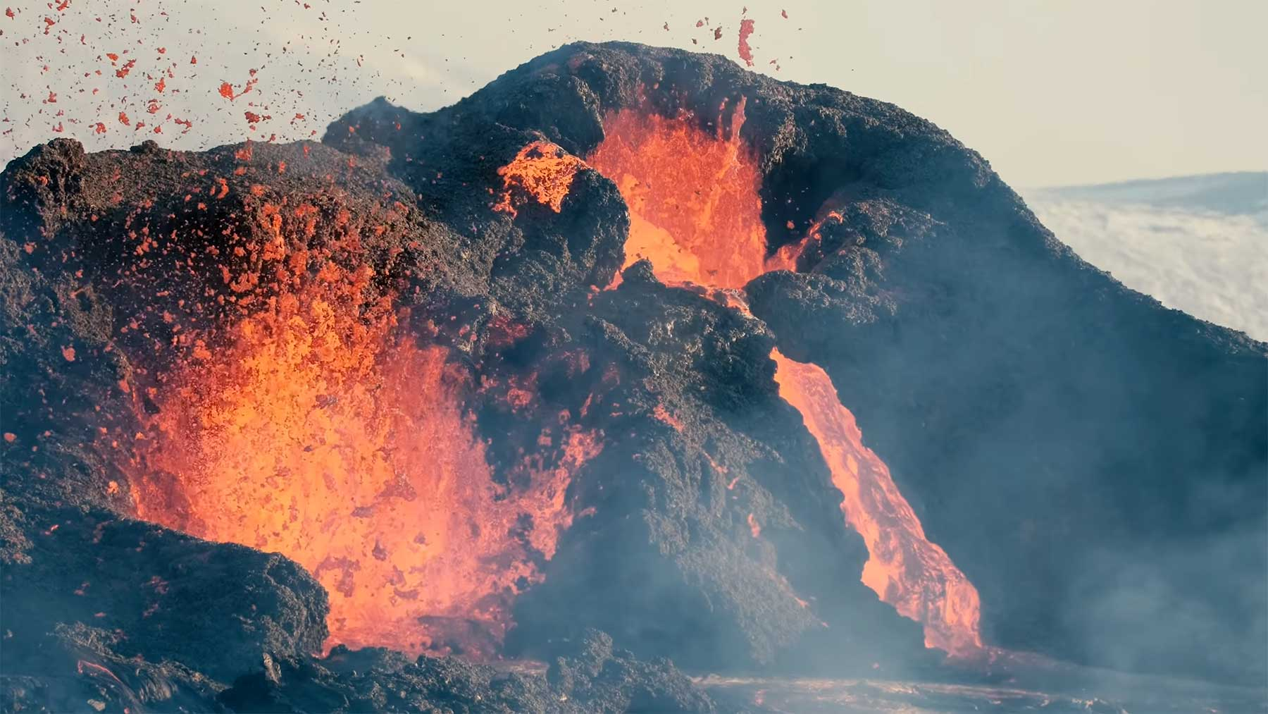 The Sound of Lava