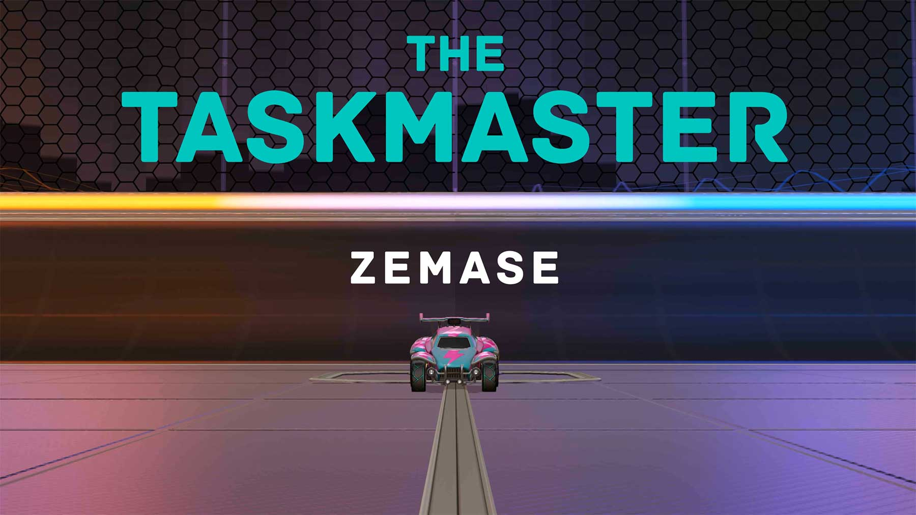 "Ich habe ""Taskmaster"" in ""Rocket League"" umgesetzt The-Taskmaster-Rocket-League-zemase"