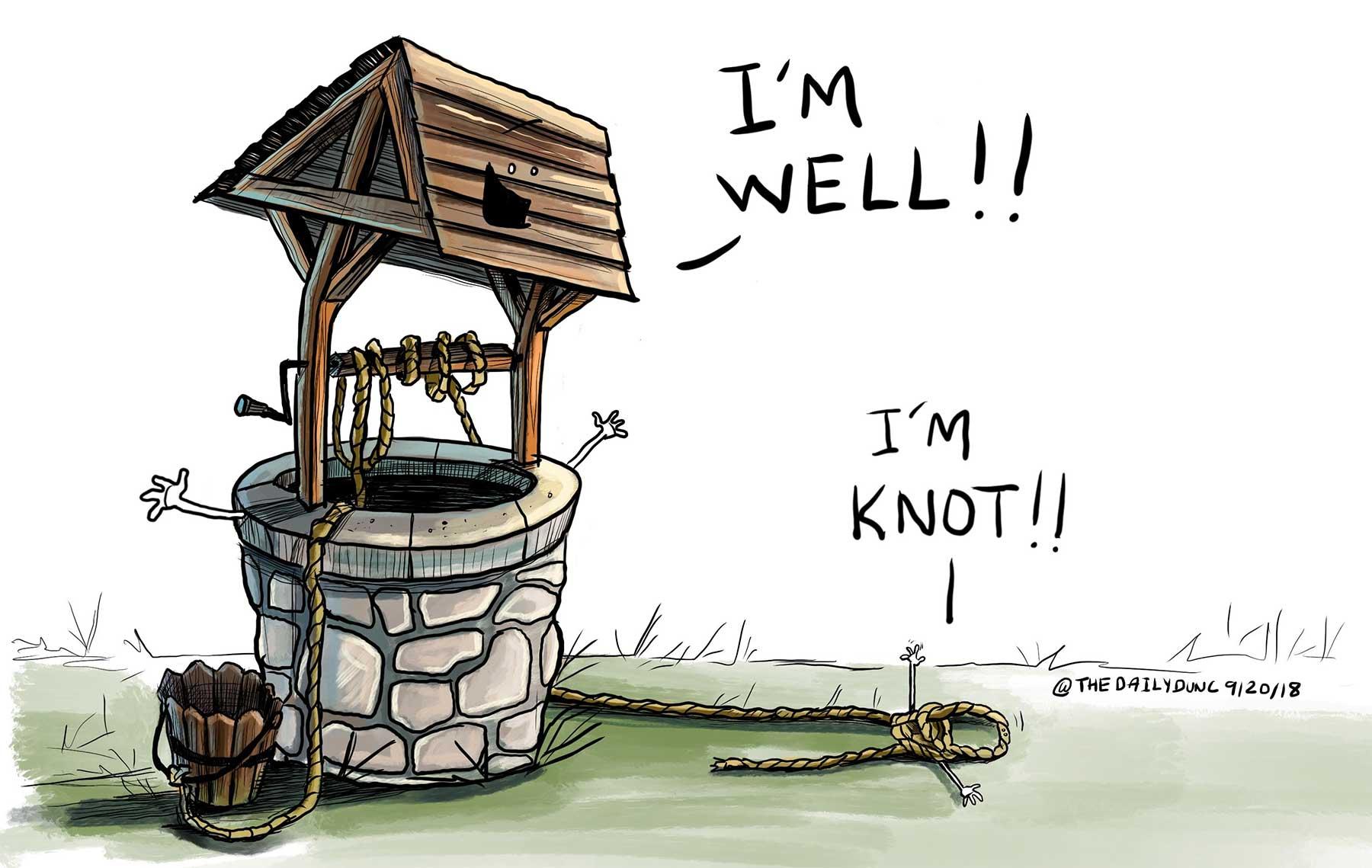 Lustige Webcomics von Dylan Duncan
