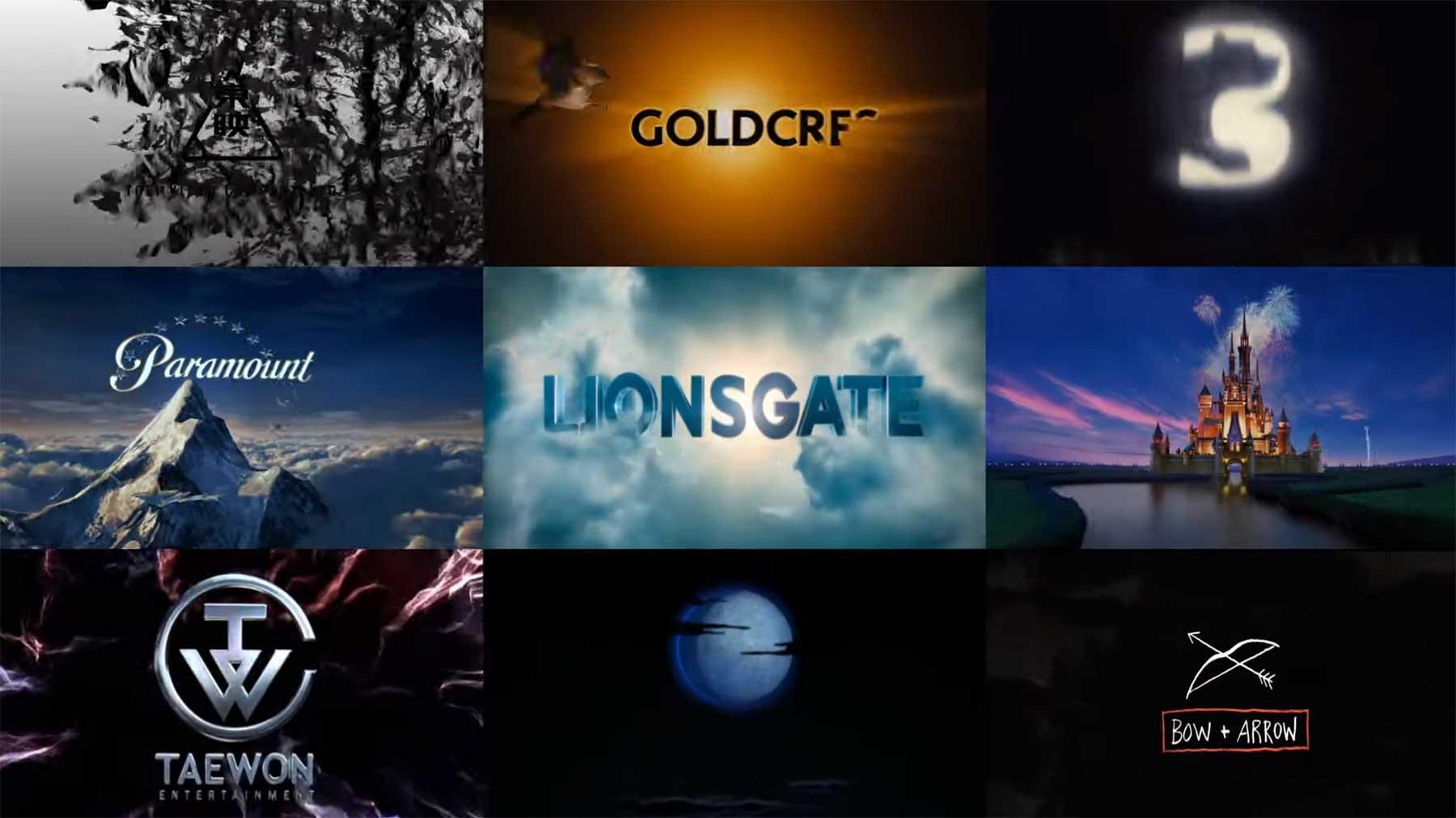 Über die Geschichte von Filmproduktions-Logo-Animationen