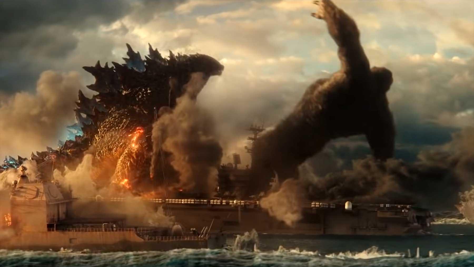 "Honest Trailers: ""Godzilla vs. Kong"""