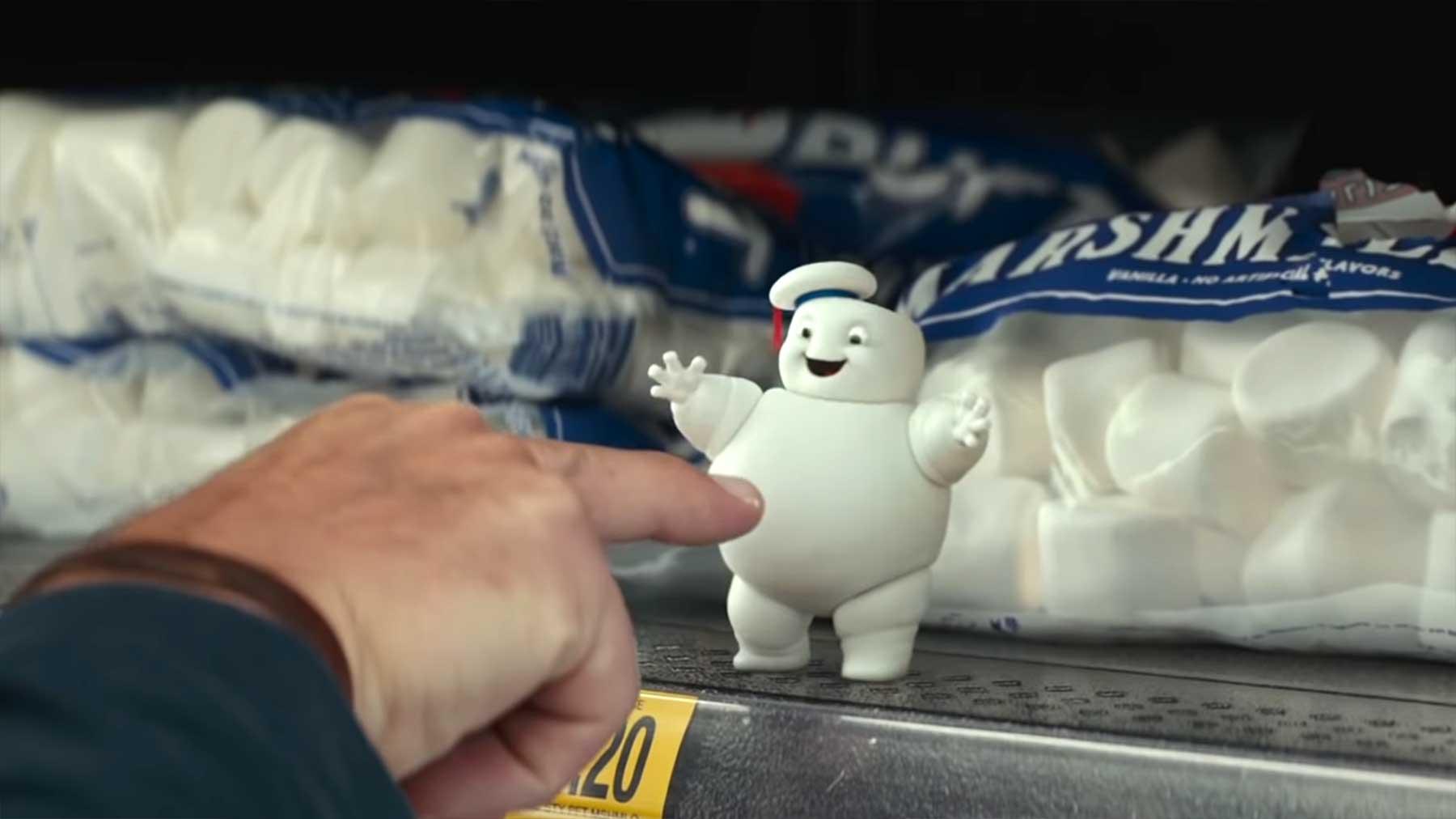 """In """"Ghostbusters: Afterlife"""" wird es Mini-Marshmallow-Männchen geben!"""